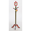 Firefighter Cloth Stand/Growth Chart