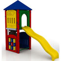 Fort Adams Playground Set