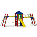 Fort Nelson Playground Set
