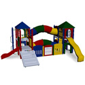 Fort Runyon Playground Set