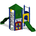 Fort Simcoe Playground Set
