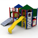 Fort Sumter Playground Set