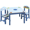 Transportation Table and Chair Set