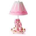 Ballet Bouquet Table Lamp