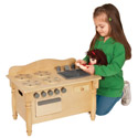Doll Play Kitchen