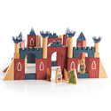 Medieval Castle Block Set