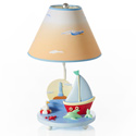 Sailing Table Lamp