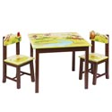 Jungle Party Table and Chairs