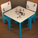 The Cat in the Hat Table and Chair Set