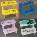 Choose Your Theme Step Stool