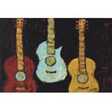 Tres Guitarras Artwork