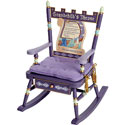 Grandchild's Throne Rocker