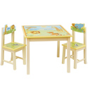 Savanna Smiles Table and Chair Set