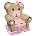 Ballerina Bear Chair