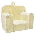 Everywhere Sherpa Foam Chair