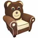 Fuzzy Bear Chair