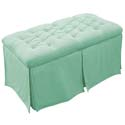 Tufted Toy Box