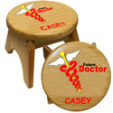 Personalized Future Doctor Stool