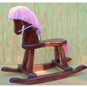 Girls Rocking Horse