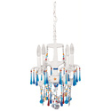 Nautical 4 Arm Chandelier