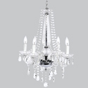 4 Arm Middleton Chandelier
