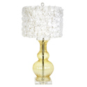 Rose Garden Calabaza Lamp