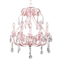 5 Light Ballroom Chandelier
