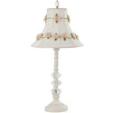 Roses on Vine Lamp