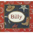 Billy the Kid Canvas Art