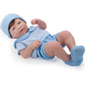 So Lifelike! Real Baby Boy Doll
