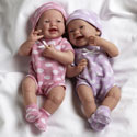 My Very Own Twin Baby Dolls