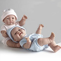 Lovable Twin Baby Dolls