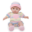 Huggable Soft Body Blonde Doll