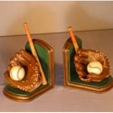 Baseball Bookends