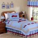 Fire Truck Twin/Full Bedding Set