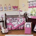 Geo Crib Bedding Set