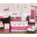 Night Owl Crib Bedding Collection
