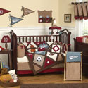 All Star Sports Crib Bedding
