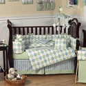 Argyle Crib Bedding