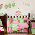 Olivia Crib Bedding Set