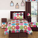 Deco Dot Twin/Full Bedding