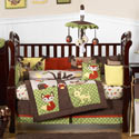 Forest Friends Crib Bedding