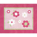 Fantastic Flower Accent Rug