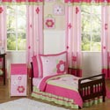 Fantastic Flower Toddler Bedding