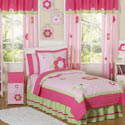 Fantastic Flower Twin Bedding