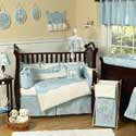 Go Fish Crib Bedding