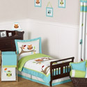 Hooty Toddler Bedding Collection