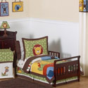 Jungle Time Toddler Bedding