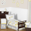 Mod Garden Toddler Bedding Set