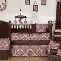 Nicole Crib Bedding Collection